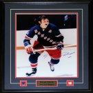 Brad Park New York Rangers signed 16x20 frame