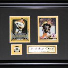 Bobby Orr Boston Bruins 2 Card Frame