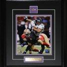 Ray Rice Baltimore Ravens Superbowl XLVII 8x10 frame
