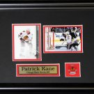 Patrick Kane Chicago Blackhawks 2 Card frame