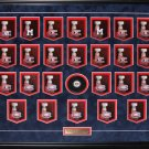 Montreal Canadiens Stanley Cup Panini Cards frame