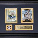 Ryan Miller Buffalo Sabres 2 Card Frame
