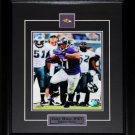 Ray Rice Baltimore Ravens 8x10 frame