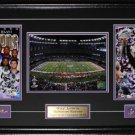Ray Lewis Baltimore Ravens Superbowl XLVII 3 photo frame
