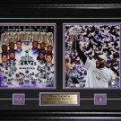 Ray Lewis Baltimore Ravens Superbowl XLVII 2 photo frame