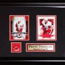 Pavel Datsyuk Detroit Red Wings 2 Card Frame