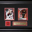 Jason Spezza Ottawa Senators 2 Card Frame