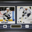 Martin St. Louis Tampa Bay Lightning Signed 2 Photo Frame
