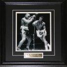 Muhammad Ali Black & White 8x10 Frame