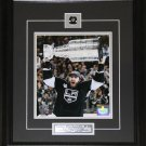 Mike Richards Los Angeles Kings Stanley Cup 8x10