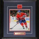 Maxim Lapierre Montreal Canadiens 8x10 frame