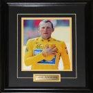 Lance Armstrong Tour de France 8x10 frame