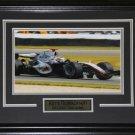Kimi Raikkonen Racing 8x10 frame