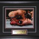Josh Koscheck UFC signed 8x10 frame