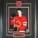 Jonathan Toews Team Canada 8x10 frame