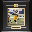 Jarome Bettis Pittsburgh Steelers Signed 8x10 frame