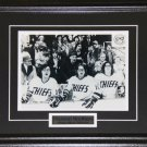 Hanson Brothers Slap Shot 8x10 frame