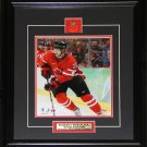 Eric Staal Team Canada 8x10 frame