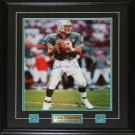 Dan Marino Miami Dolphins Signed 16x20 frame