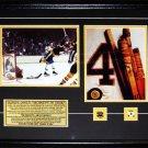 Bobby Orr The Goal 2 photo frame
