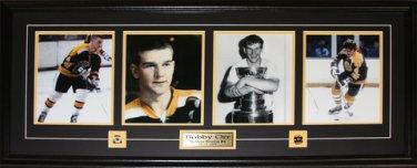 Bobby Orr Boston Bruins Oshawa Generals 4 Photograph Frame
