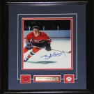 Bob Gainey Montreal Canadiens Signed 8x10 frame