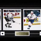 Wayne Gretzky Career Photographs Frame