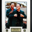 Mike Weir Tiger Woods Green Jacket 8x10 Frame