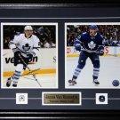 James Van Riemsdyk Toronto Maple Leafs signed 2 photo frame
