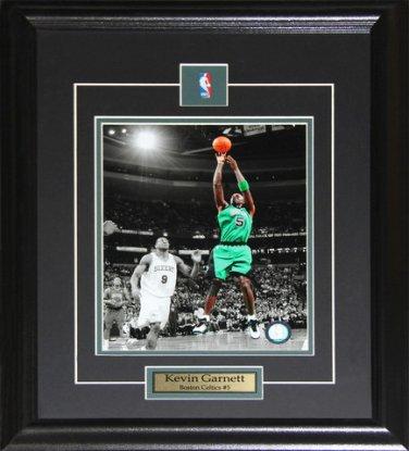 Kevin Garnett Boston Celtics 8x10 frame