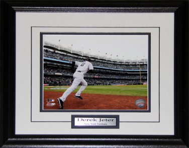 Derek Jeter New York Yankees 8x10 frame