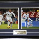 Cristiano Ronaldo Real Madrid Soccer 2 photo Frame