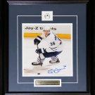 Carl Gunnarson Toronto Maple Leafs signed 8x10 frame