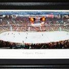 Calgary Flames Scotiabank Saddledome Panorama Frame