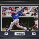 Brett Lawrie Toronto Blue Jays 16x20 signed frame