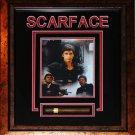 Al Pacino Scarface Cigar Photograph Frame