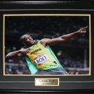 Usain Bolt Olympic Runner Pose 16x20 frame