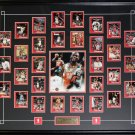 Michael Jordan Upper Deck Tribute card set frame