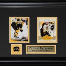Patrice Bergeron Boston Bruins 2 Card Frame