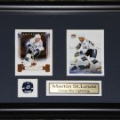 Martin St. Louis Tampa Bay Lightning 2 Card Frame