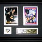 Mario Lemieux Pittsburgh Penguins 2 Card Frame