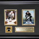 Jordan Staal Pittsburgh Penguins 2 Card frame
