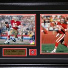 Joe Montana San Francisco 49ers 2 photo frame
