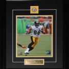 Hines Ward Pittsburgh Steelers 8x10 frame