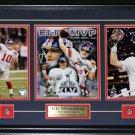 Eli Manning Superbowl XLII New York Giants MVP 3 Photograph frame