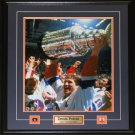 Denis Potvin New York Islanders Signed 16x20 frame