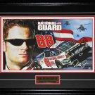 Dale Earnhardt Jr. Nascar print frame