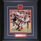 Ahmed Bradshaw New York Giants Superbowl 8x10 frame