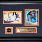 Jordan Eberle Edmonton Oilers 2 Card frame