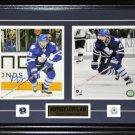 Joffrey Lupul Toronto Maple Leafs Signed 2 Photo frame
